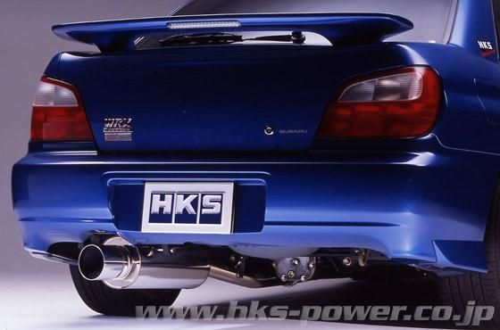 HKS Exhaust/Muffler silent Hi-Power For SUBARU IMPREZA WAGON GGA 31019-AF023  #HKS #sti #Supra #spoon #performance #ft86club #blackhawkjapan #fujitsubo #S2000 #apexi #Subaru #mugen #jdm🇯🇵 #nismo #gtr ■ Price: ¥57380.00 Japanese Yen ■ Worldwide Shipping ■ 30 Days Return Policy ■ 1 Year Warranty on Manufaturing Defects ■ Available on Whatsapp, Line, WeChat at +8180 6742 4950 ■ URL: https://goo.gl/bbnHQc