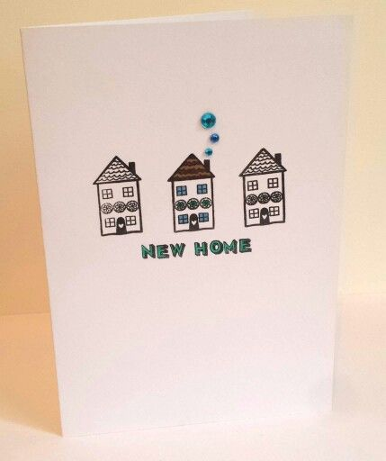 New home card £2.95