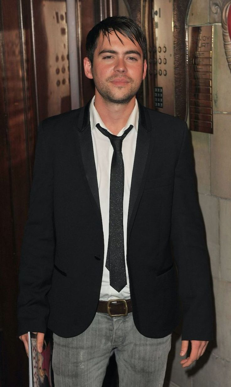 Coronation Street actor Bruno Langley, who played Todd Grimshaw, charged with two counts of sexual assault after being dropped from soap  - DigitalSpy.com