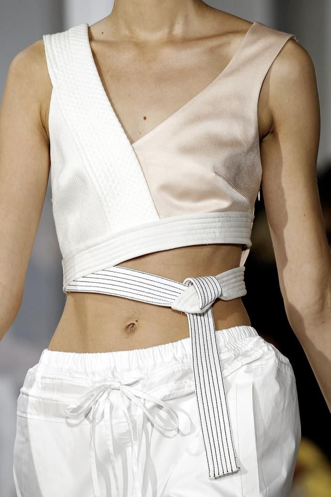 3.1 Phillip Lim Spring 2015 Ready-to-Wear - Details - Gallery - Look 34 - Style.com