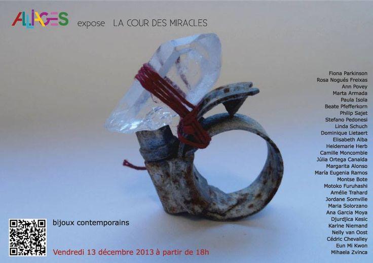 """ALLIAGES  Lille """"la cour des miracles"""""""