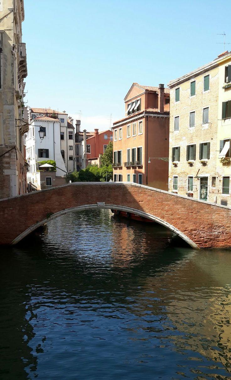 Venecia, Italia foto por Gloria Vejarano