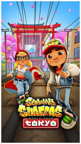Find Free Apps Online: Subway Surfers
