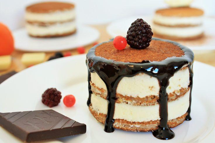 Pancakes cu Mere si Crema de Mascarpone/ Apple Pancakes with Mascarpone Cream