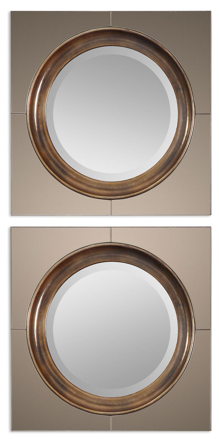 Gouveia Contemporary Mirror by Uttermost