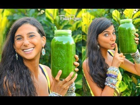 ▶ My Secret SoulShine Juice! - YouTube fully raw kristina
