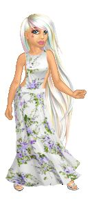 Spring is here and in oder to celebrate it this pretty dress will be available on goSupermodel only for a day tomorrow - 01.05.2014.