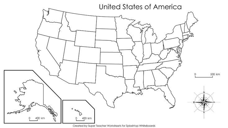 united states map to label Label Map Of The Us Worksheet Blank Us Map Quiz Printable At Fill