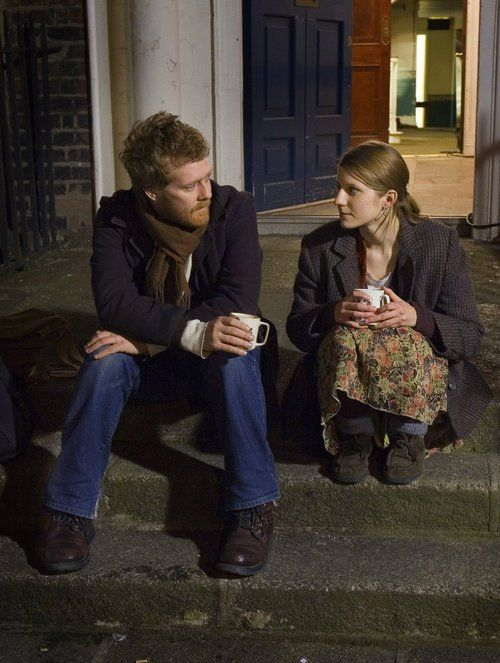 """Once  """"you have suffered enough and warred with yourself; it's time that you won."""" Take this sinking boat and point it home you still have time.""""  By Glen Hansard Falling Slowly"""