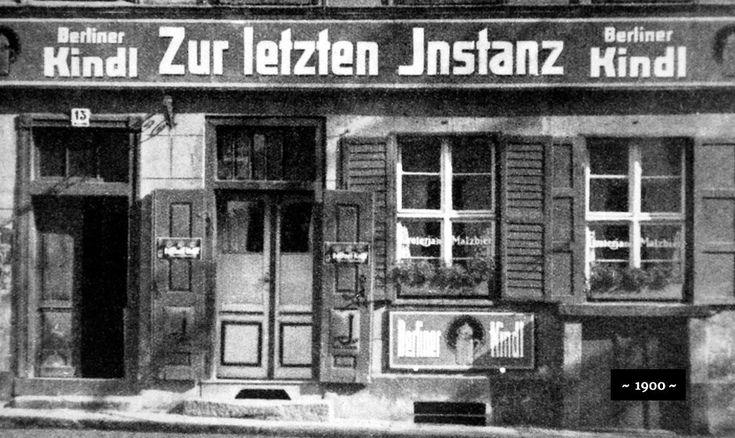 Restaurant | Zur letzten Instanz - Restaurant Berlin | oudste resto berlin