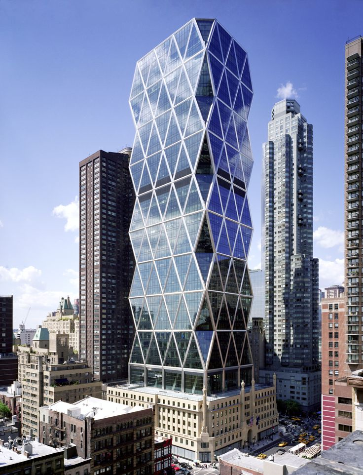 Norman Foster, Daniel Libeskind, and More Create Modern Architecture with Adaptive Reuse Photos | Architectural Digest
