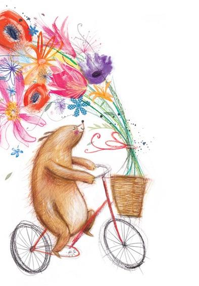 Cards - Laura Hughes - Illustration