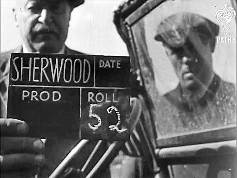 """Sergeant W.R. """"Bud"""" Sherwood taken during the liberation of Rouen."""
