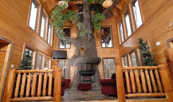 Gatlinburg Cabin Rentals Laken S Treehouse Gatlinburg