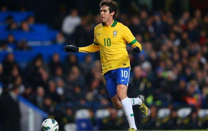Blog Esportivo do Suíço: CBF anuncia corte de Ricardo Goulart e convocação de Kaká