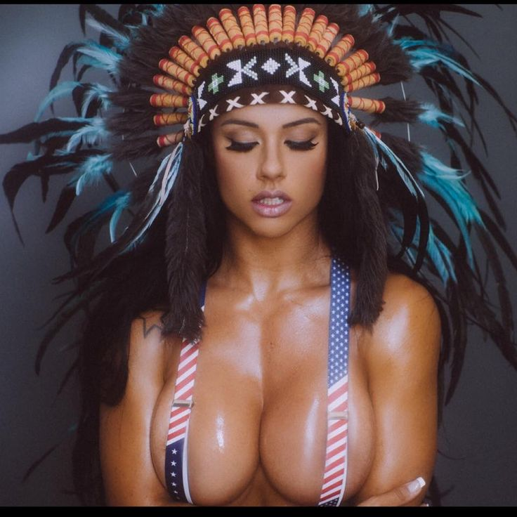 busty native american women nude