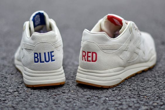 Baskets Reebok Ventilator byvKendrick Lamar Red-Blue