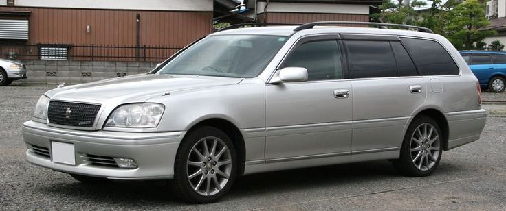 1999-2001 Toyota Crown Estate Athlete