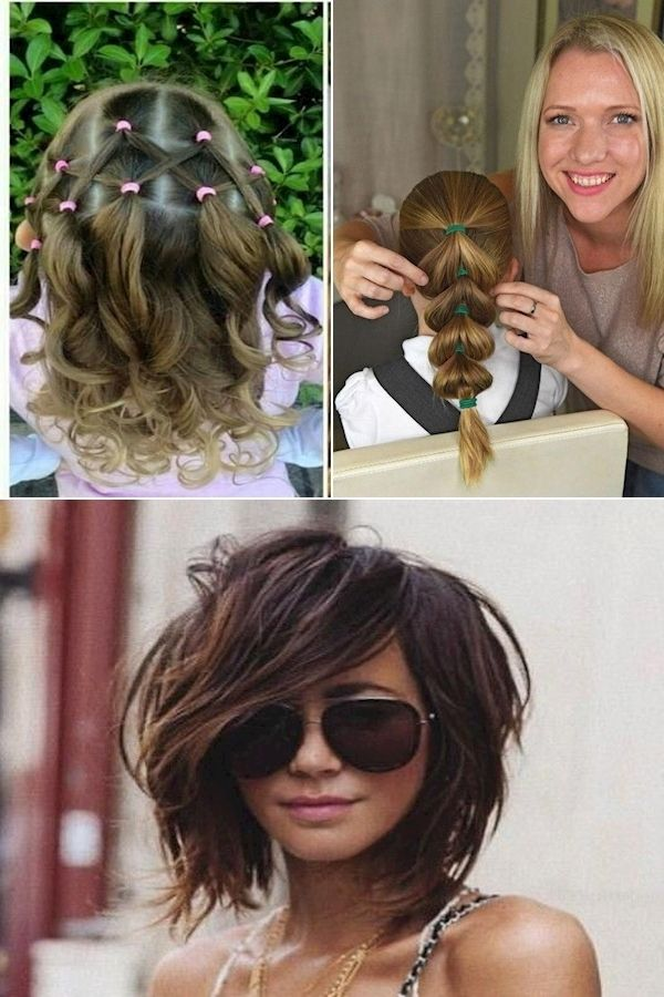Girls Hairstyle Name Short Hair For Girls 2016 Pretty Haircut Styles In 2020 Hair Styles Girl Hairstyles Hairstyle Names