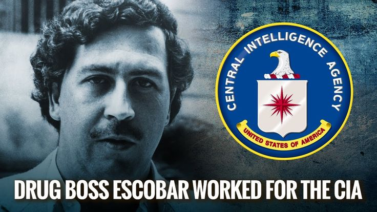 Drug Boss Escobar Worked for the CIA ~ Pub on Mar 6, 2017 ~ The notorious cocaine kingpin Pablo Escobar worked closely with the CIA, according to his son. In this episode of The Geopolitical Report, we look at the long history of CIA involvement in the international narcotics trade, beginning with its collaboration with the French Mafia to using drug money to illegally fund the Contras and overthrow the Sandinista government in Nicaragua. [...]