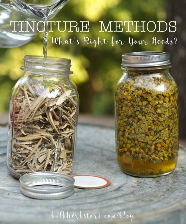 Want to make an herbal tincture? Which of the 3 tincture methods will you use? We're discussing the differences as well as how to choose which is best for your needs.