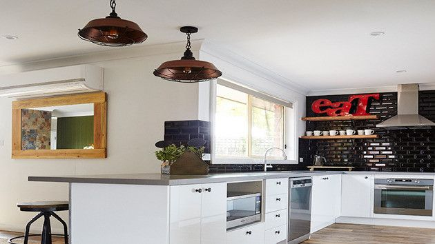 Charity House Reveal: Kitchen - Photos - House Rules - Official site