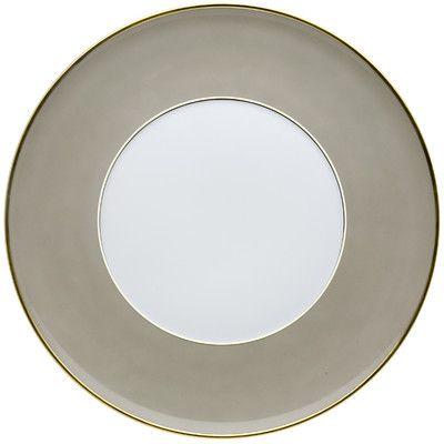 "Vista Alegre Rocco 12.88"" Charger Plate (Set of 2) Color:"