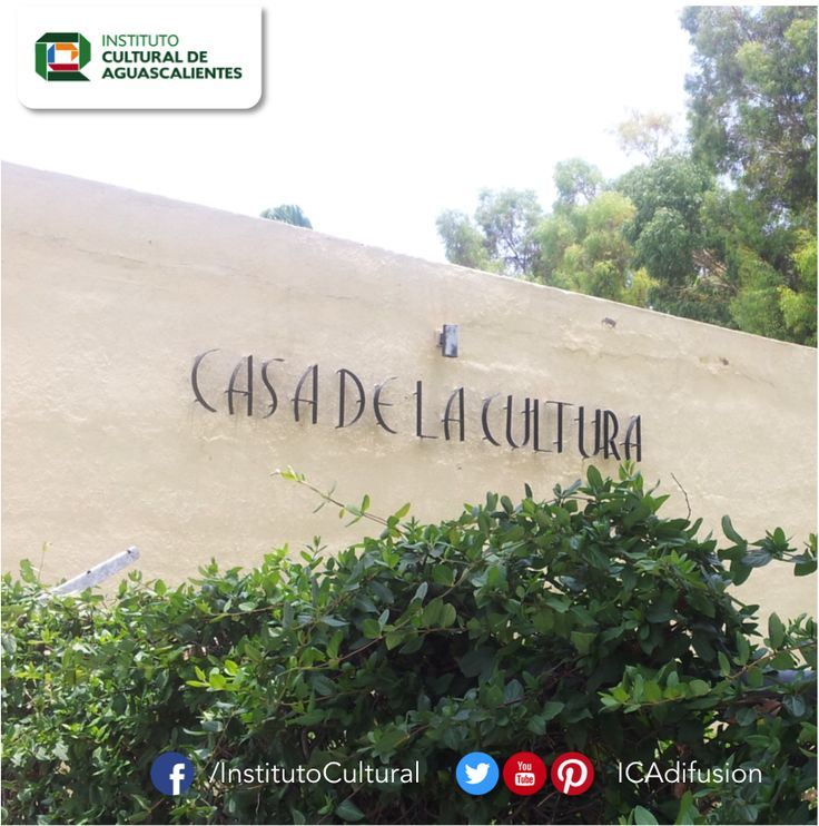 En 2013 la #CasaDeLaCultura · Pabellón de Arteaga, #Aguascalientes, México · cumple su 30º aniversario.