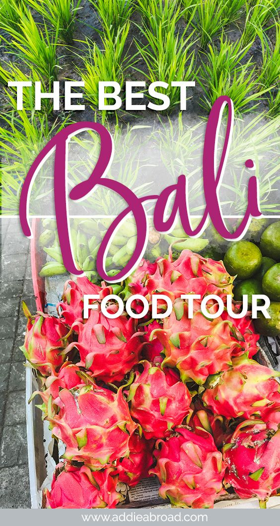 Total Bali Food Tour with Urban Adventures Review