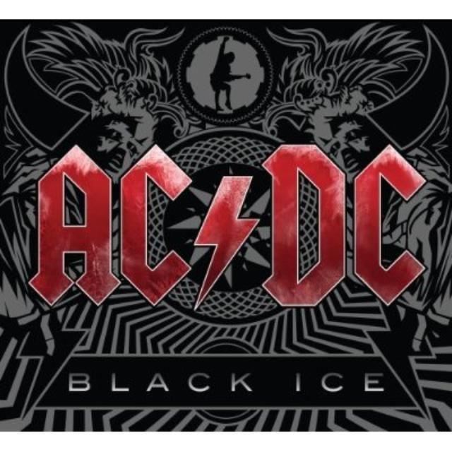 Check out AC/DC BLACK ICE Vinyl Record on @Merchbar.