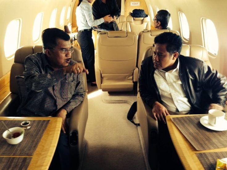 Terbang Bersama Cak Imin, JK Ungkap Pandangannya soal Honor yang Ia Terima Selama Ini | Jusuf Kalla