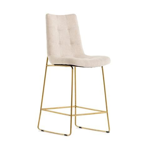 Flax Stool $620  sc 1 st  Pinterest & 32 best Bar Stools | Jen Talbot Design | Chicago images on ... islam-shia.org