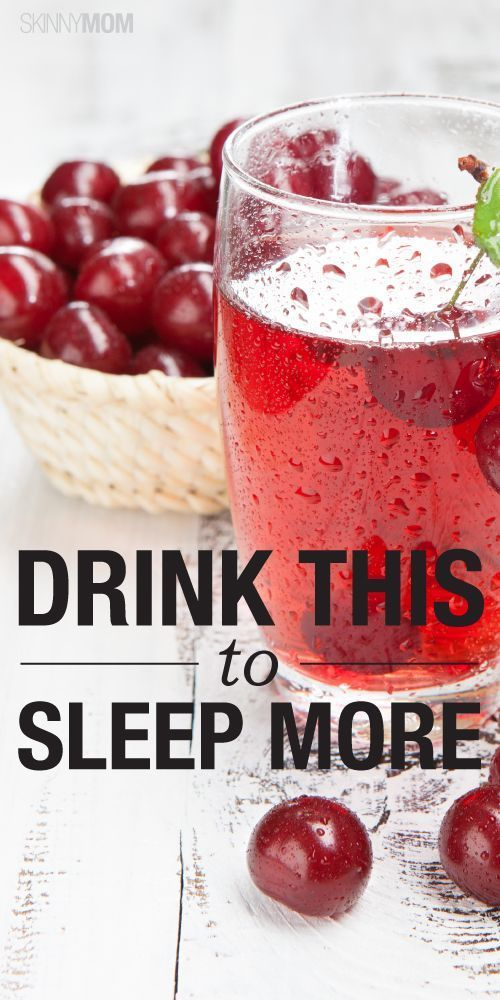 Are cherries really key to a good night's sleep? Find out here!