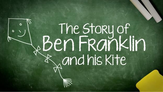 Kids History: Ben Franklin and His Kite Video. Really cute and simple explanation of how Ben Franklin discovered electricity.