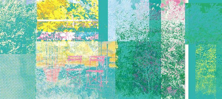 66 best images about papiers peints collection scenolia on