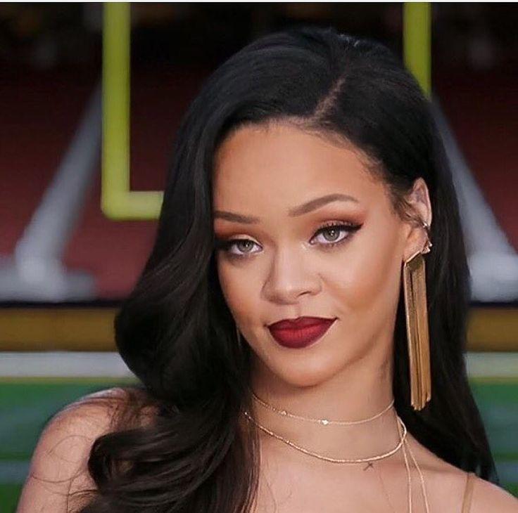Best 25+ Rihanna makeup ideas on Pinterest | Rihanna ...