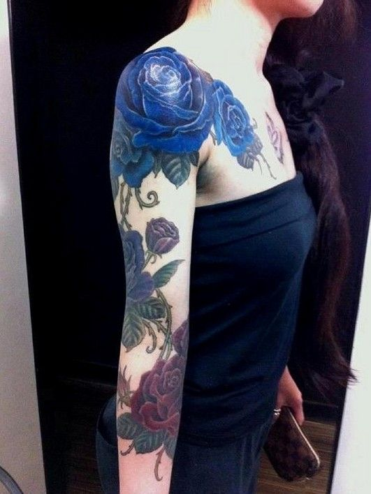 wow this is one of the most beautiful tattoos i have ever seen, amazing