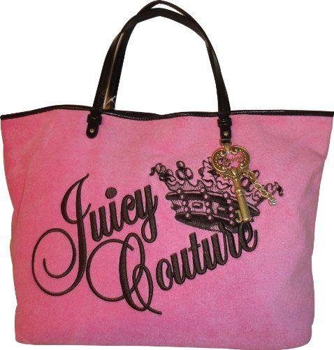 Women's Juicy Couture Purse Handbag Sweet Pea Juicy Couture
