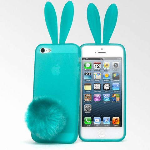 Lollimobile.comRabito Bunny Ears iPhone 5 Cases