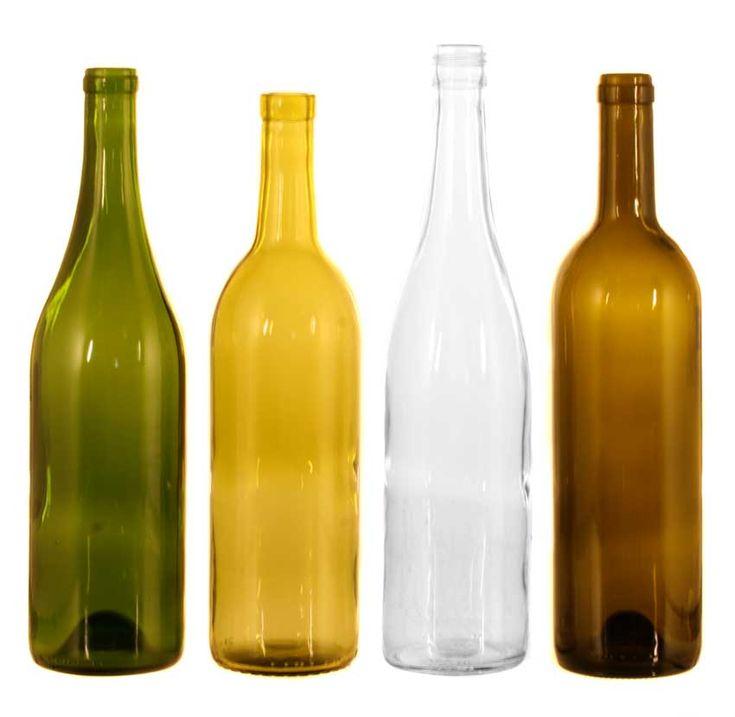 Wine bottle types wine 87 best Upcycled