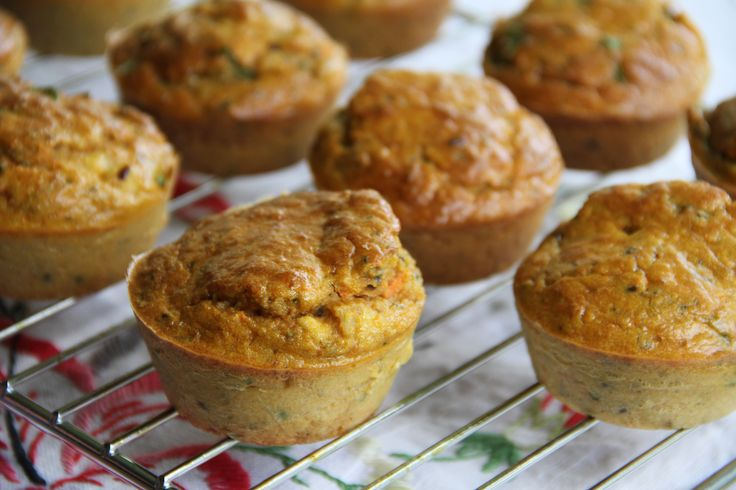 Grain-Free Savoury Muffins Breakfast, Lunchbox, Savoury January 28…