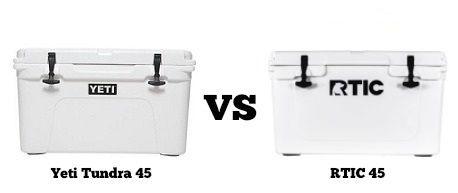 yeti roadie 45 vs rtic 45