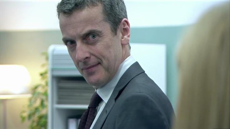 Peter Capaldi is my hero...