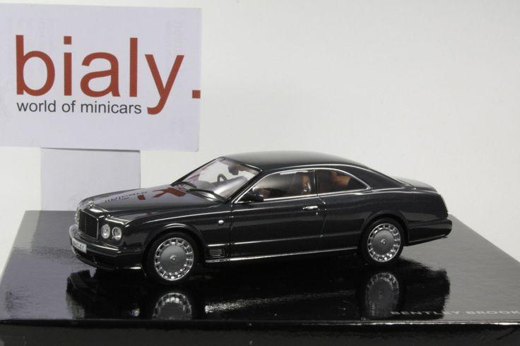 Bentley Brooklands grau met. 2008 DEALER