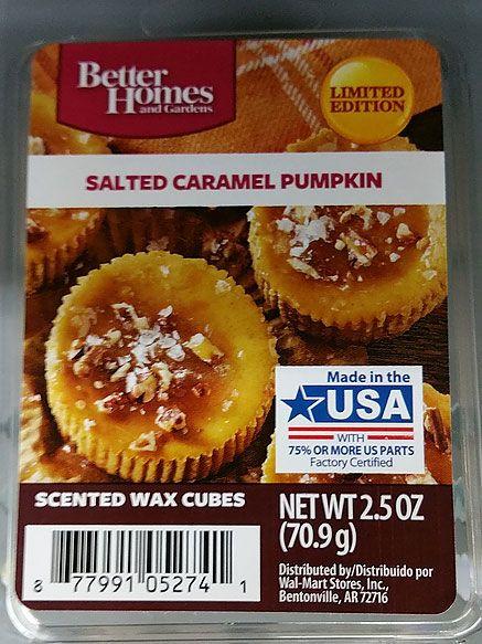 181 best Better Homes & Gardens (Walmart) Scented Wax ...