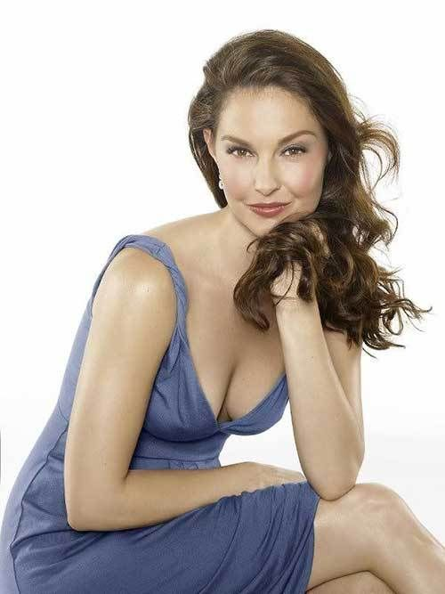 20 Gorgeous #actresses With Long Hairstyles: #11. Ashley Judd; #ashleyjudd; #lon…