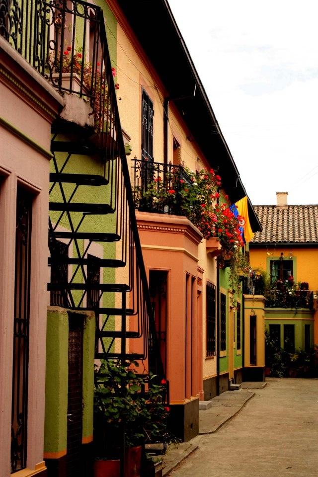 Bogota by Alex Cruz