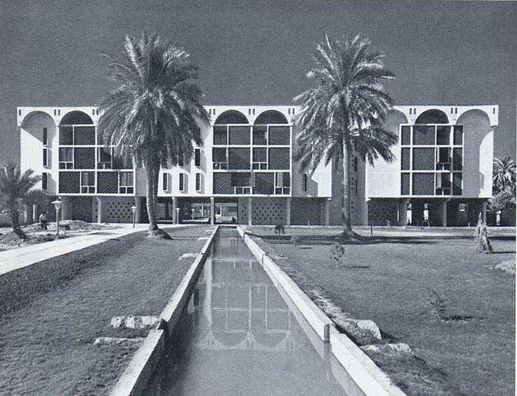US Embassy in Baghdad, Josep Lluis Sert