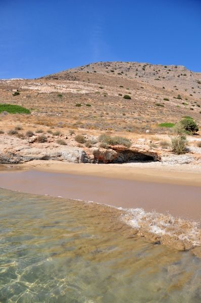Delfini beach