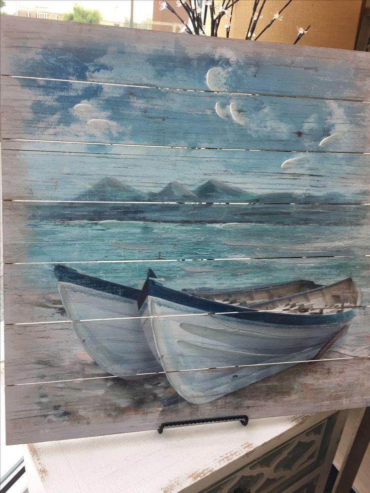 Maillot de bain: LIEBE den Look dieser Kunst. Das Holz die Farben… ALLES. #all… – Marianne